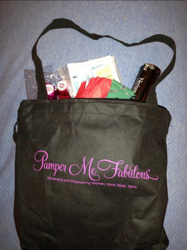 Pamper Me Fabulous Gift Bag