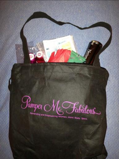 Pamper Me Fabulous Gift Bag