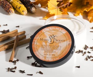 Pumpkin Mousse Body Butter