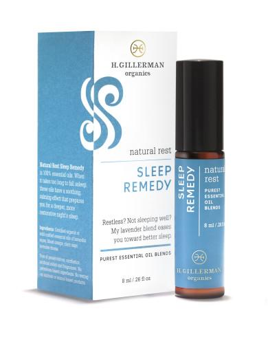 H. Gillerman Sleep Remedy Essential Oil