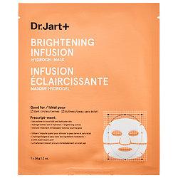 Dr. Jart brightening infusion sheet mask